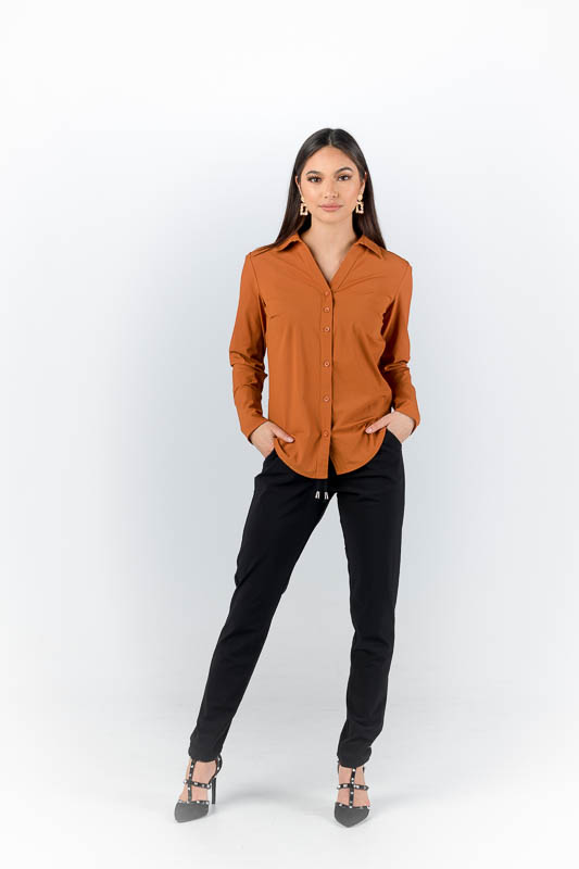 My Pashion kleding - Shantionea Blouse Cognac