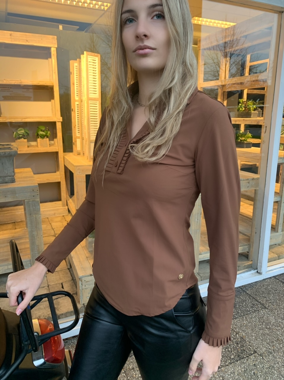Y-Conic My Pashion Blouse