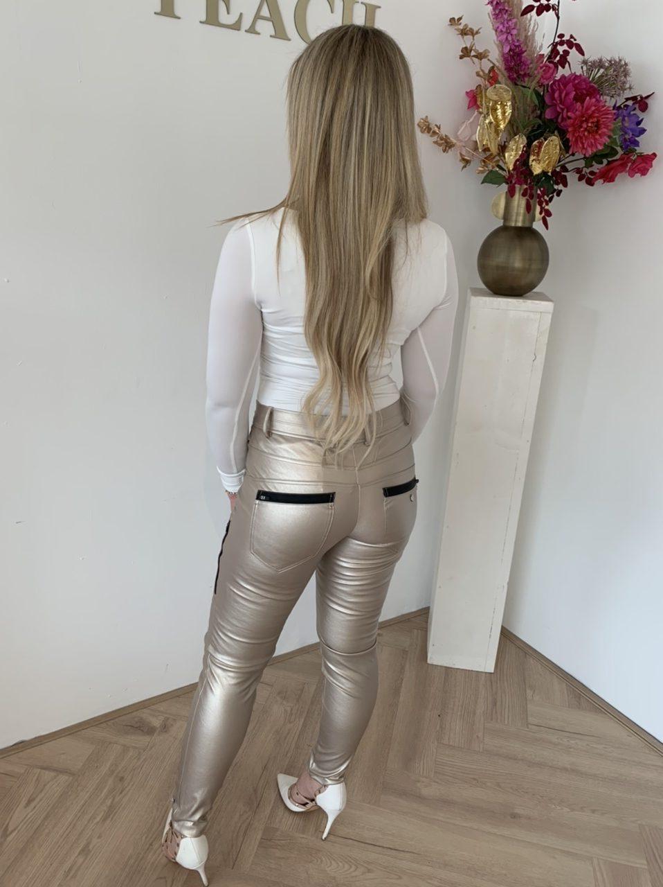 My Pashion Tizzer Trouser Vegan Leather