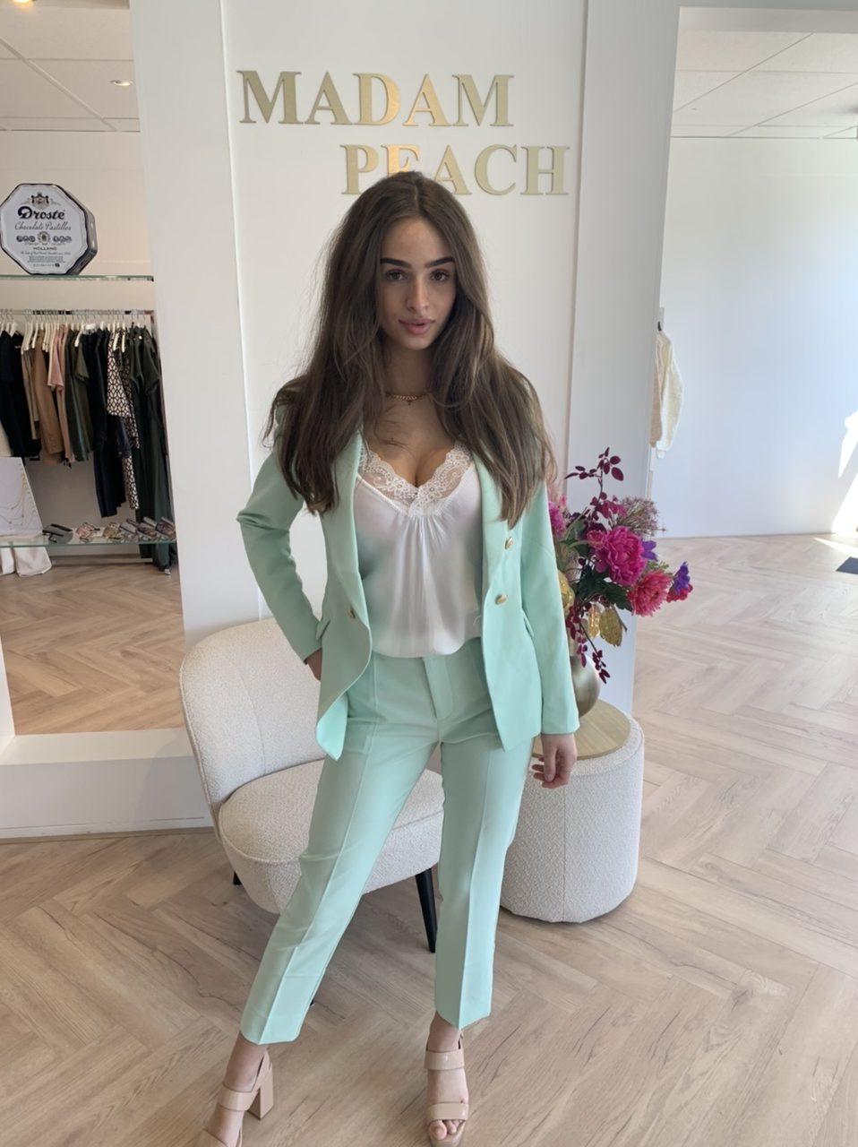 Nina Trouser - Green